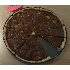 Banaan-Toffee taart